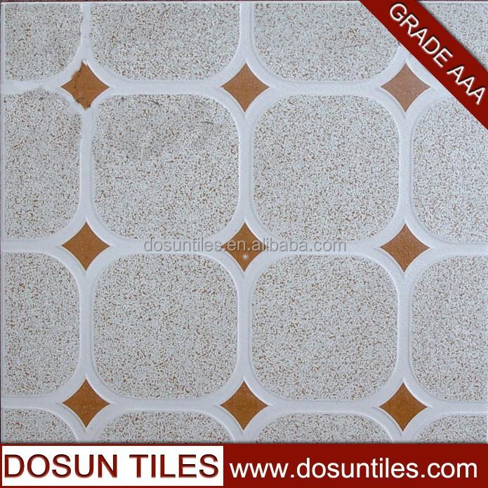 Foshan Dosun 30x30 glazed ceramic floor tile for house plan 3591