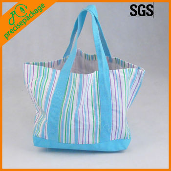Azo Free! Hot Sale Eco-friendly Recyclable Cotton Canvas Bag