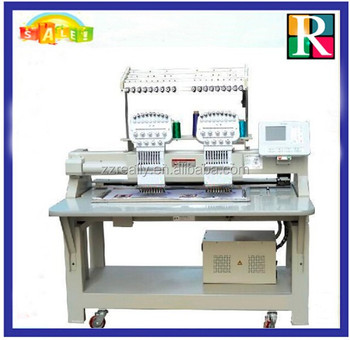 japan embroidery machine