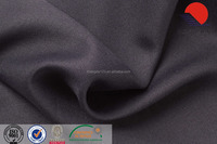 100% polyester plain dyed woven fabric for pants, suiting, ect