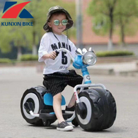 2017 China factory hot sale plastic baby motorcycle children electric toy car price kids motorbike