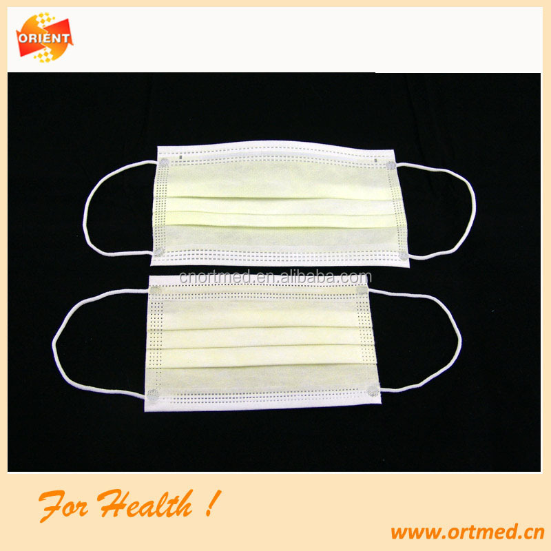 Medical device Chemical customized medical face mask