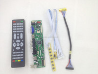 Universal LCD LED TV Mainboard For Samsung TV Spare Parts