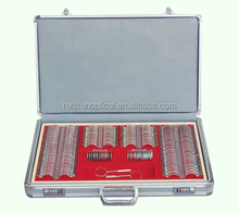 LJ-266 China ophthalmic equipments optical trial lens set