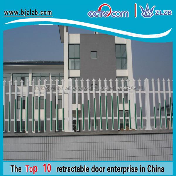 Valla de balc n de hierro metal precios valla puerta valla - Precio puerta seguridad ...