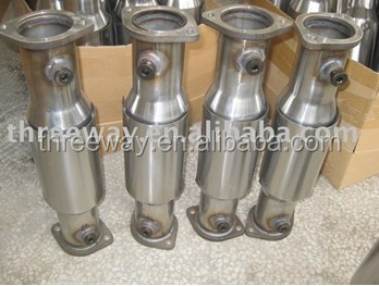 high flow catalytic converter mitsubishi pajero automatic transmission