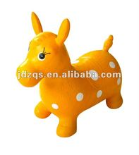 jumping animal toy horse