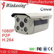ethernet interface camera 1080P camera