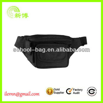 fashion nylon sports waist packs