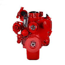 Automobile Vehicle use Engine ISL9.5 340E40A DCEC Cummins diesel engine assembly