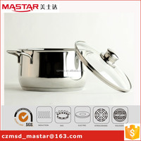 Hot sales in Japan market electric stainless steel soup pot