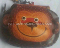 Genuine Leather Coin Purse For Wholesale Leather Animal Monkey Type NW498# Coin Purse