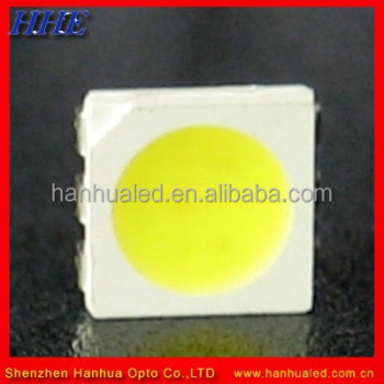 ultra bright PLCC6 5050 led smd 3Chips White SMD LED