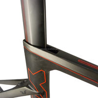 The Most Popular excellent quality aluminum alloy road bicycle frame