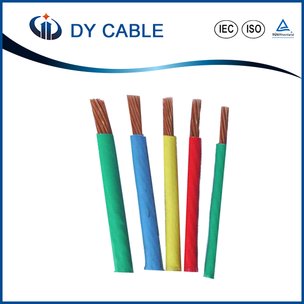 PVC Insulation Material and <strong>Copper</strong> or Aluminum Conductor Material cables
