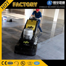 Cost -effective concrete floor grinding and polishing machine floor grinding machine with ce