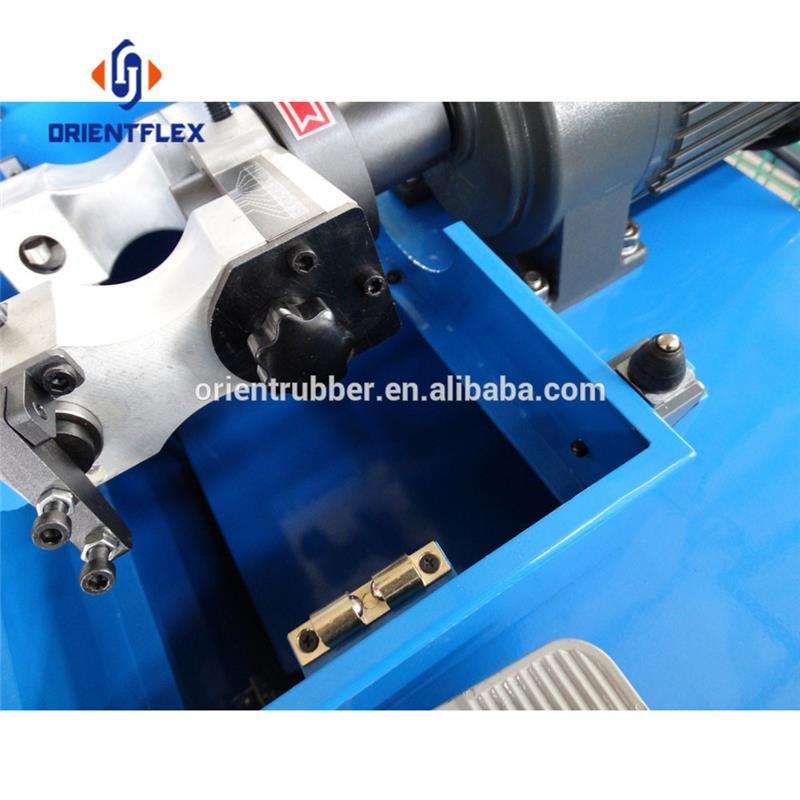 OEM clean hydraulic hose peeler machine RT-65F factory supplier
