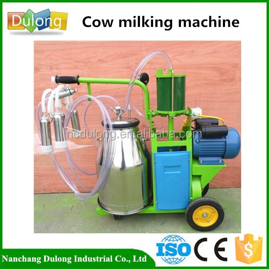 Industrial special use automatic pipeline milking system