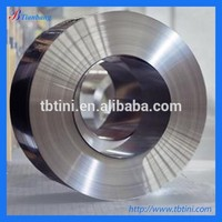 High Purity Zirconium Foils Strips In