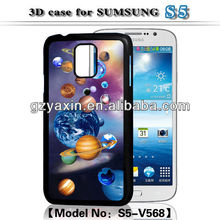 Attractive 3d for cell mobile phone case,3d cell phone case for samsung galaxy s5
