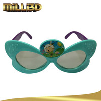 polarized filter film majestic cinema 3d glasses