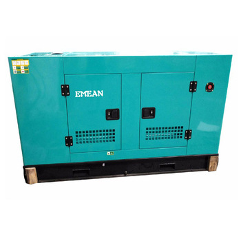 12kva silent diesel generator CE ISO standard with High Quality