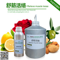 Relaxing Body Massage compound essential Oil