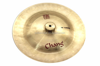 Chang B20 Traditional China Custom Cymbal For Drums,percussion Chinese Instrument Musical Percussion