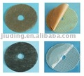 Base material for grinding wheel--fiberglass discs