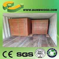 bamboo pallet for concrete block making machine