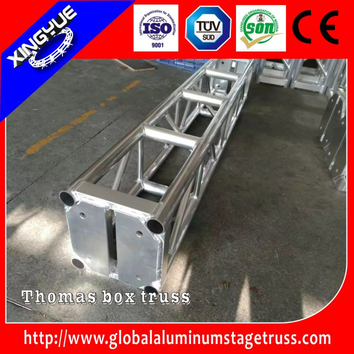 Thomas type heavy duty lighting truss system