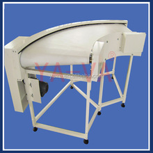 90 Degree Conveyor Belt System with Food Grade