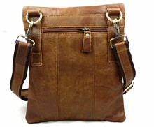 High Grade Crazy Horse Leather Mens Messenger Bag Shoulder Bag Messenger bag