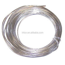 High performance contact material ASTM 16 Gauge AgSn wire