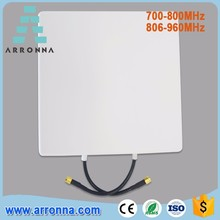 Credit guarantee 2G GSM850 flat antenna for base station