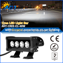 New product cree 40W 10LEDs curved led light bar