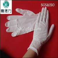 nitrile glove medical consumables