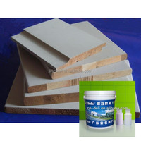 DELI High Performance Water Based Paint for Wood