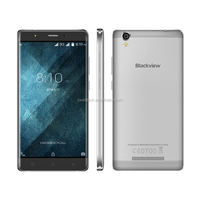 Blackview A8 5 Inch 2.5D Arc IPS Screen Quad Core Android low price Mobile Phone