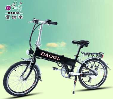 "20""Concealed Lithium Battery Electric Folding Bike chopper cruiser"