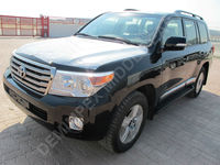 New Car Toyota Land Cruiser VX 2014
