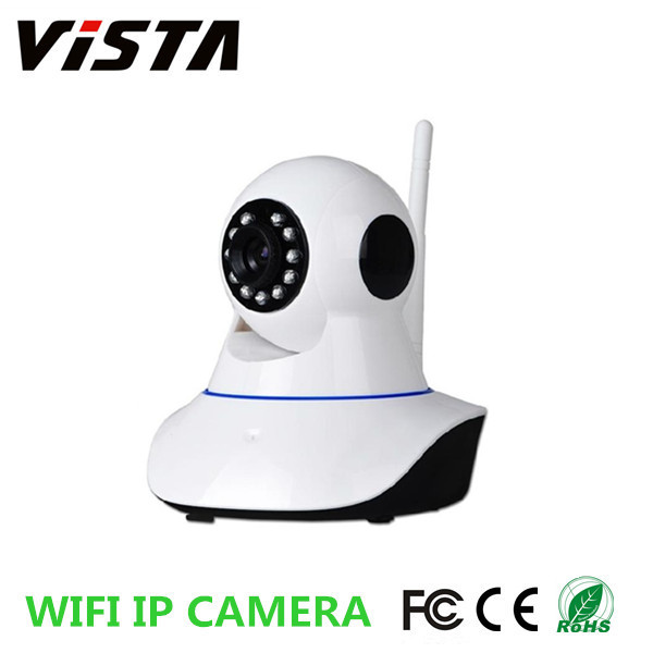 360 Degree Home IP Camera HD P2P Wifi Child Monitor IP PTZ Network Camera Wireless Wifi Camera Night Vision Motion Detection