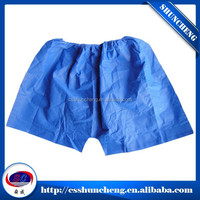 Hot Sale Non-woven Disposable Underwear for man and women
