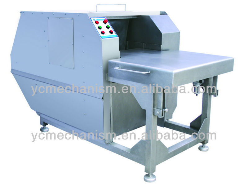 Yuanchang Frozen Meat Slicer Food Processing Machine