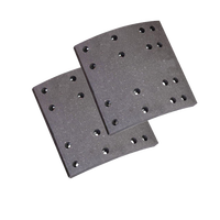 Winch frasle brake lining with good price