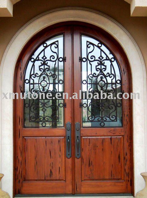 Entrada puertas de hierro forjado superior del dise o for Diseno puertas hierro