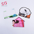 Guangzhou factory magnetic boards for refrigerator white board marker pen magnet