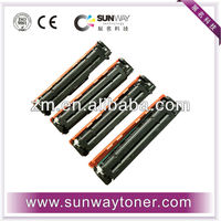 New ! High quality compatible hp 320a color toner cartridge