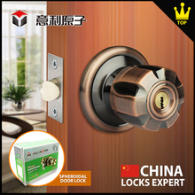 Zinc Alloy Manufacturers, wholesale European cabin door lock