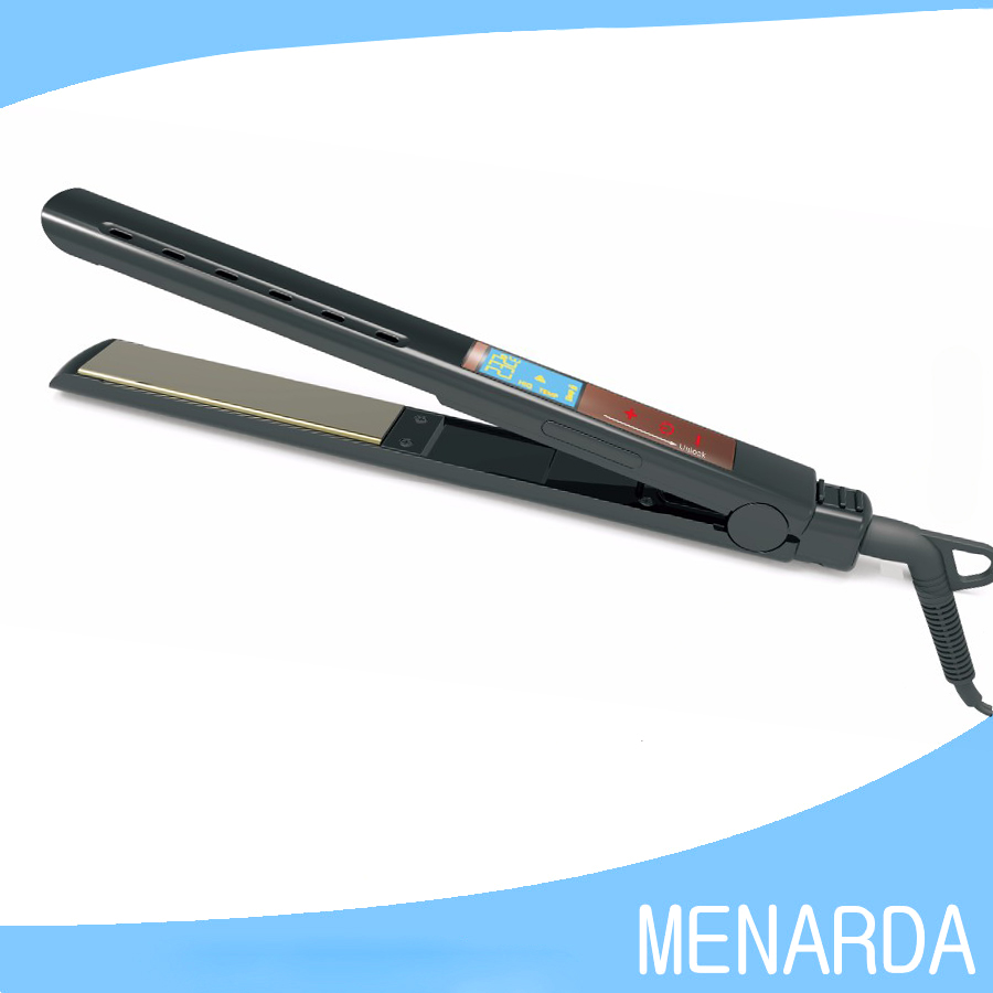 New Products 2016 Innovative Touch Screen Professional Hair straightener